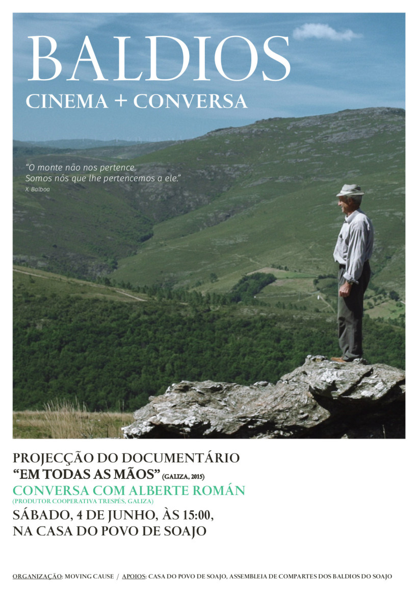 Ver website do documentário entodasasmans.com